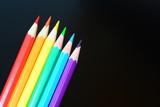 Colores de la bandera gay