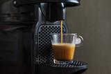 Espresso coffee machine - 137376976