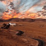 Sunset at Fuerteventura