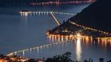 Christo's Walkway on the waters of Lake Iseo