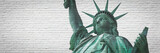 Statue of liberty with