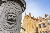 Waterpump in Bruges