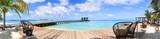 Panoramic view of Maldives