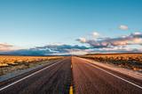 Bezkresna autostrada w Kalifornii
