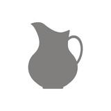 jug, vector icon