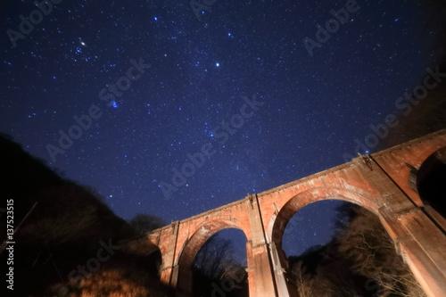 夜に架かる橋