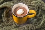 ホットココア Hot chocolate drink