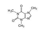 caffeine chemical formula - 137561907
