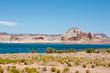 Lake Powell in Arizona, USA
