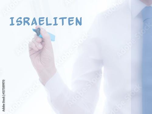 Poster Israeliten