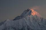 Gerlach, highest peak of Tatra mountains in the winter
