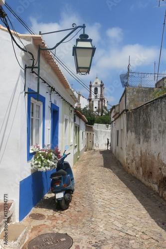 Ruelle au Portugal