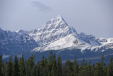 Mt Edith Cavell in the Canadian Rockies