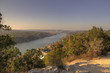 Mt Bonnell view during sunset