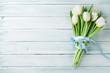 White tulips - 137688798