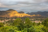 View from Pinar del Rio. Cuba