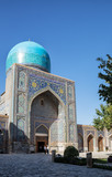 Mosque Tillya Kari Madrasah