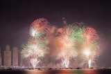 National Day Fireworks in Dubai