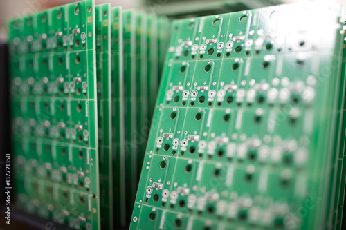 Poster Server's circuit boards