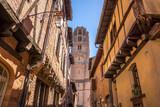 Fototapety Centre-ville d'Albi, Tarn