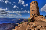 The Watchtower, Desert View, Grand Canyon National Park