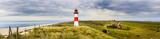 Fototapety Lighthouse List Ost on the island Sylt