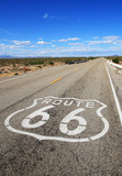 route 66 roadway