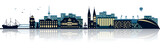 Bremen Skyline - 137780778
