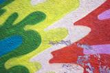 Graffiti art detail