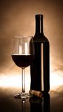 wino,butelka,alkohol,winogron,