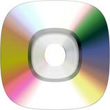 Iridescent compact discs