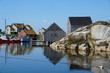 Peggy's Cove Fishing Village Nova Scotia Canada