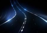 Straße - Digitale Daten Transfer - 137936318