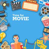 Cinema and Movie time