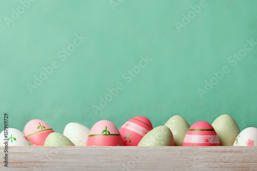 Easter background Poster