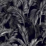 Fototapety Seamless tropical pattern
