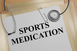 Sports Medicine - medical concept