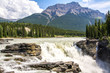 Athabasca Falls Alberta Canada