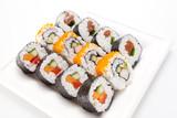 rolling sushi set