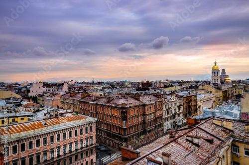 Skyline St. Petersburg © Juliane Marquardt