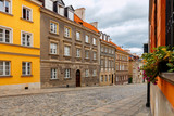 Warsaw. Old city. - 138094374