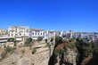 Beautiful landscape at Ronda  Spain
