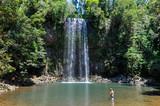 Millaa Millaa Falls in Atherton Tablelands, Australia