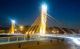 Bridge of Can Peixauet in Santa Coloma de Gramenet over Besos
