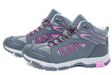 Ladies hiking waterproof shoes - Walking Tourist ankle boots