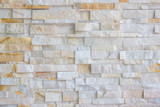 Pattern of grey and rough sandstone wall texture and backgroundม stone Cladding wall