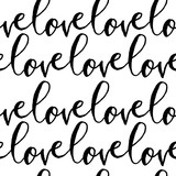 Love Seamless Pattern - 138228959