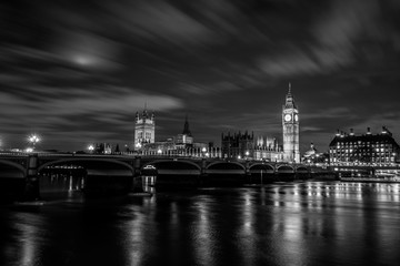 Houses of Parliament, Big Ben and Westminster, London