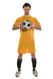 Soccer Player Standing