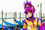 Carnival Season in Venice